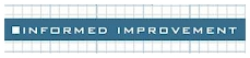 logo for Informed Improvement