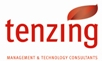 Logo for Tenzing - Management & Technology Consultants