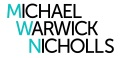 logo for Michael Warwick Nicholls