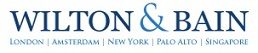 Logo for Wilton and Bain