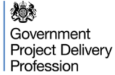 logo for Government Projects Delivery Profession