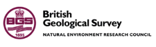 Logo for British Geological Survey (BGS)
