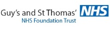 logo for Guys and St Thomas'